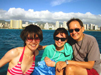 Oahu Catamaran tours