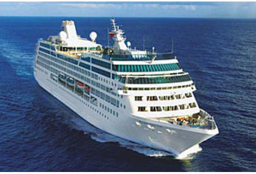 Pacific Princess Cruise
