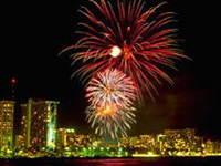 hawaii fireworks cruise