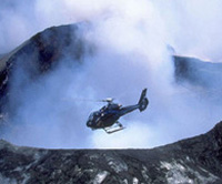 Helicopter tours Big Island